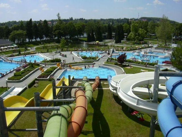 Aqua park Sombathelj