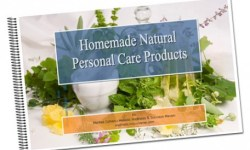 homemade personal care products