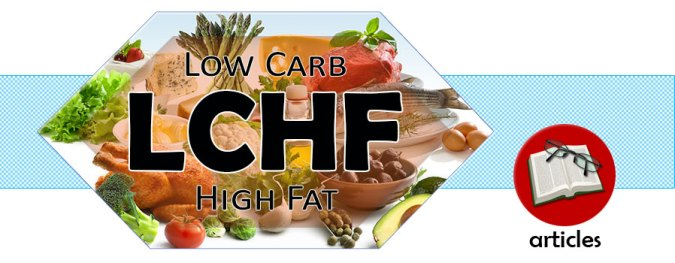 LCHF articles