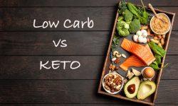 low carb vs keto