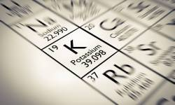potassium chemical element