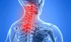 fix neck pain at home