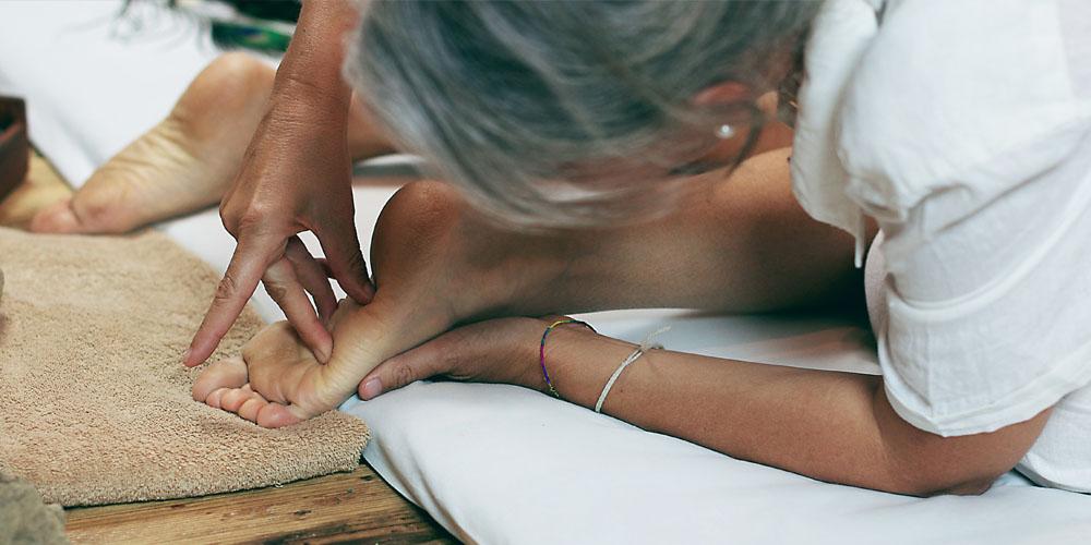 trattamento massaggio sciamanico
