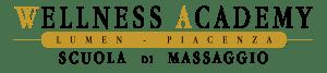 logo LUMEN wellness academy negativo