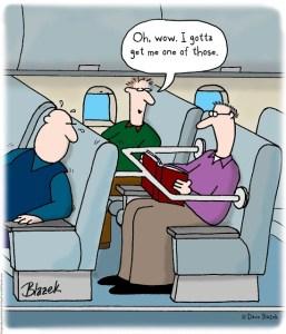 Friday-Friendly-Funny-Dave-Blazek-Friendly-Planet-Travel-Airline-Seat