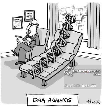 DNA Analysis.
