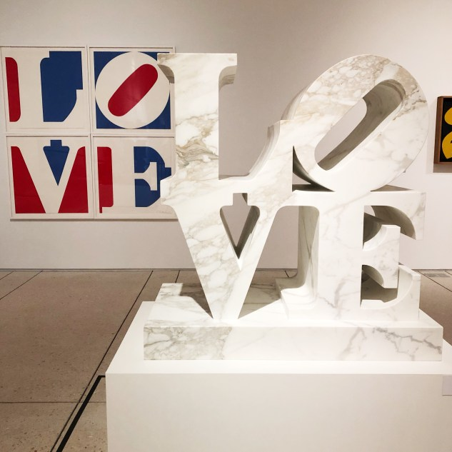 Love is Calling: Your Guide to the Tampa Museum of Art