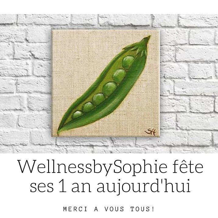 Wellness By Sophie fête ses un An