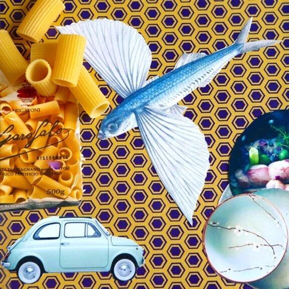 Les Pâtes Garofalo et le Carnet de Sonia Ezgulian