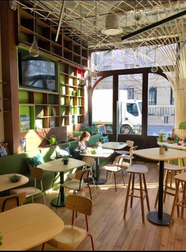 Newtree Café Lyon