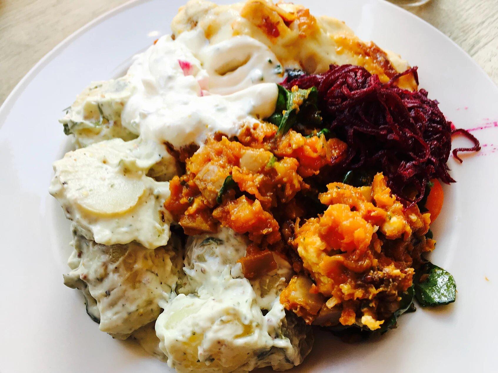 Les meilleurs restaurants Vegan et Végétariens de Brighton