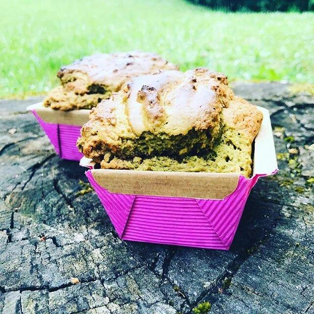 Cake Marbré Vegan au Thé Matcha Terra Veggie