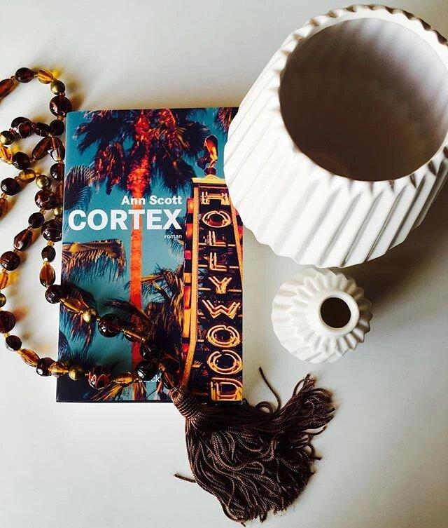 Le roman pour un été réussi : CORTEX, Ann Scott