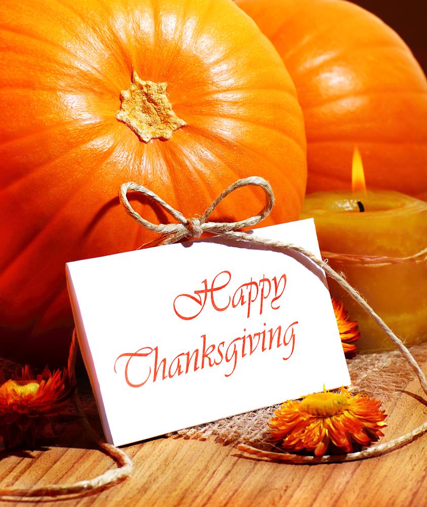 Happy Powerful Thanksgiving!