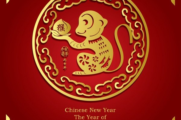 Chinese New Year of the Monkey 2016 Luck
