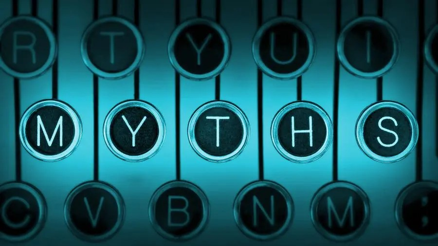 type writer letters back pain myths el paso tx