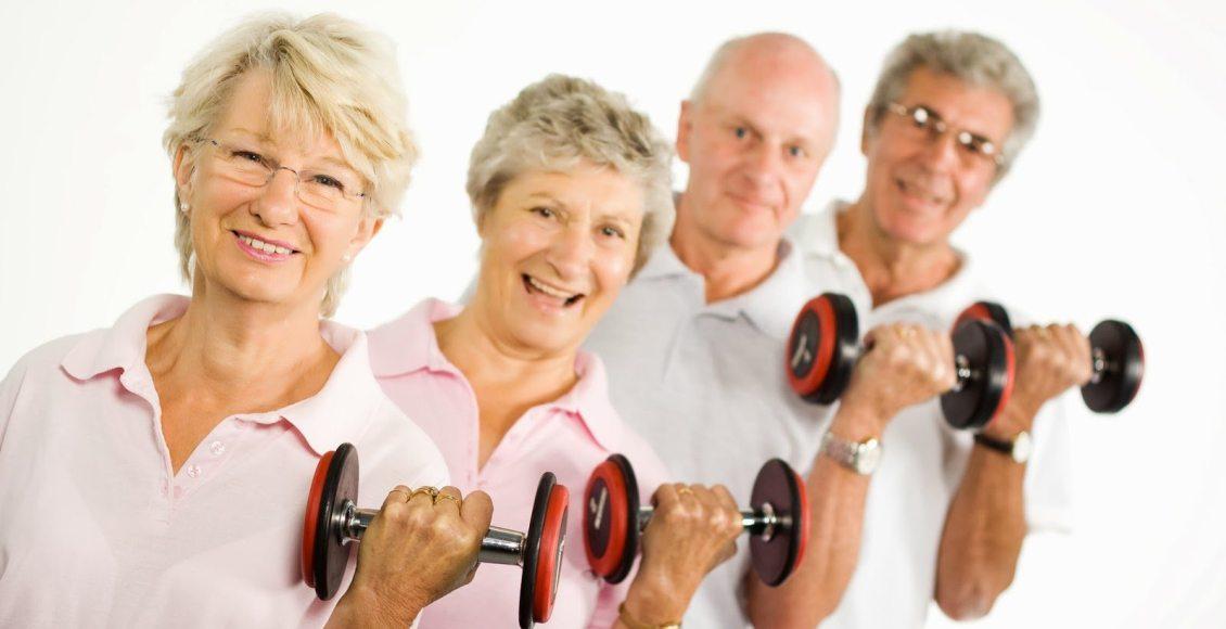 Basic Exercises for Elderly