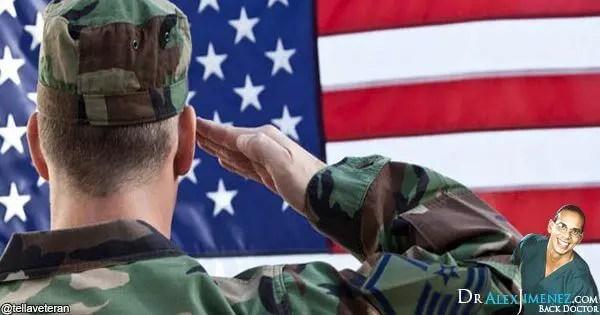 Blog Image    Veteran Salute