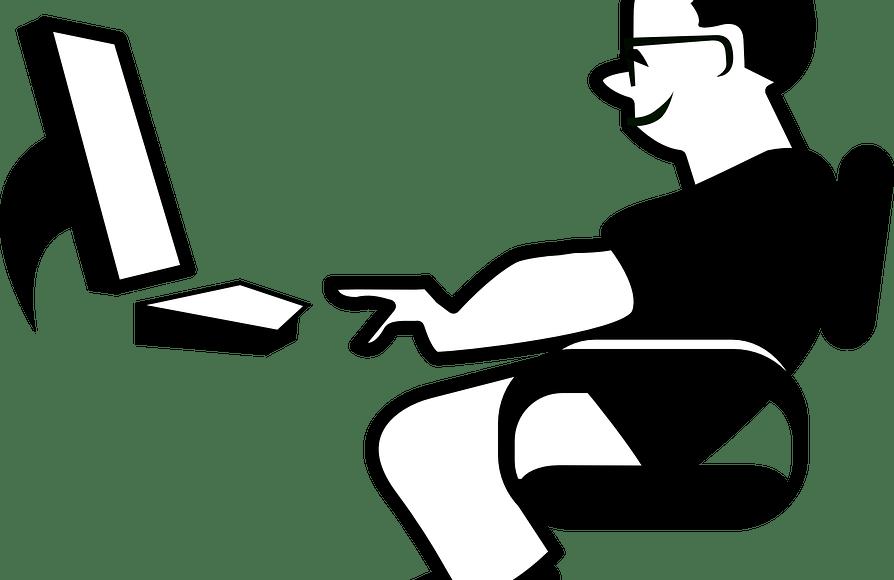ergonomics computer man graphic el paso tx
