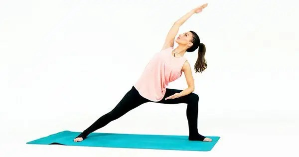 blog picture of yoga instructor
