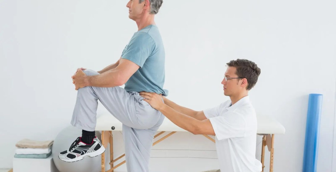 physical therapist low back pain
