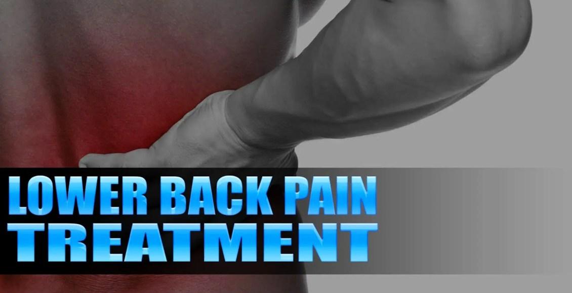 lower back injury el paso tx.