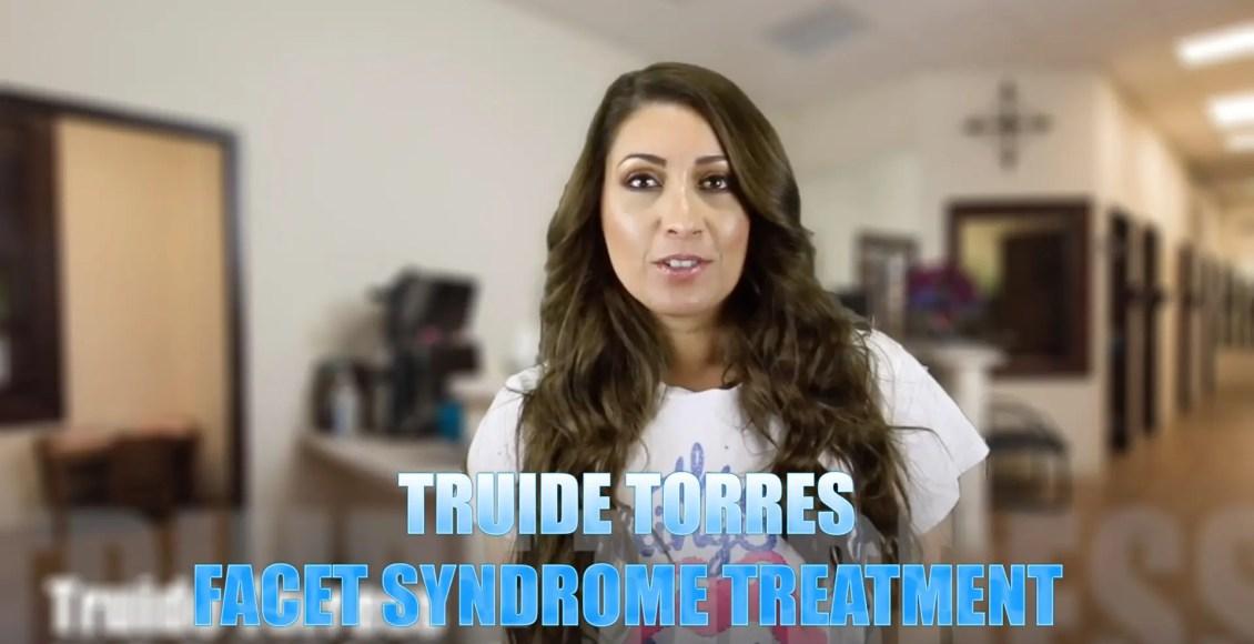 facet syndrome treatment el paso, tx.