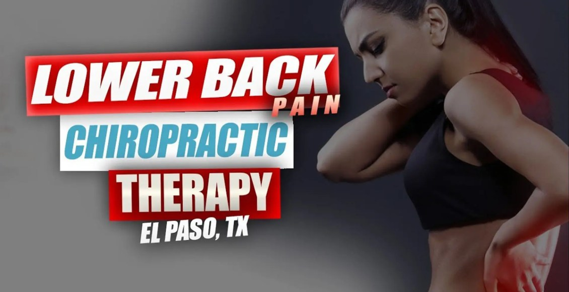 low back and neck pain treatment el paso tx.