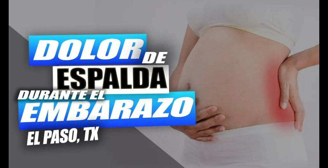 mujeres embarazadas y Quiropráctica para el embarazo el paso, tx.