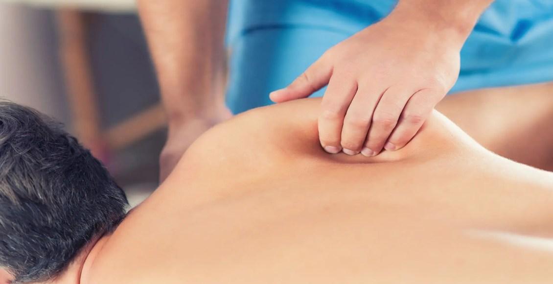 11860 Vista Del Sol, Chiropractic Medicine Can Heal A Winged Scapula El Paso, Texas