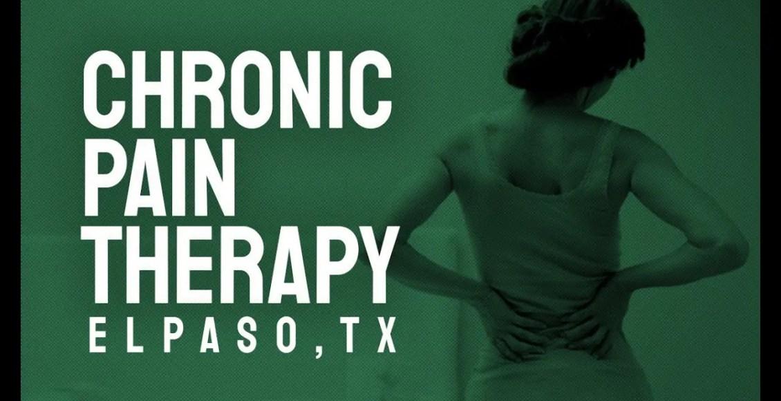 11860 Vista Del Sol Chronic Pain Chiropractic Therapy | El Paso, Texas