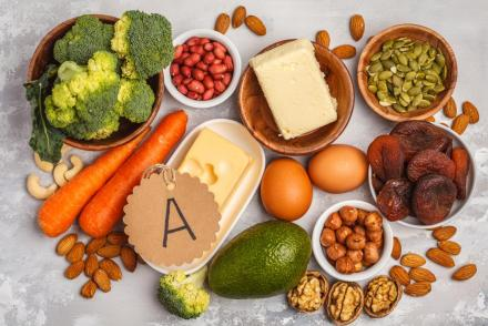 nutritional-sources-of-vitamin-a