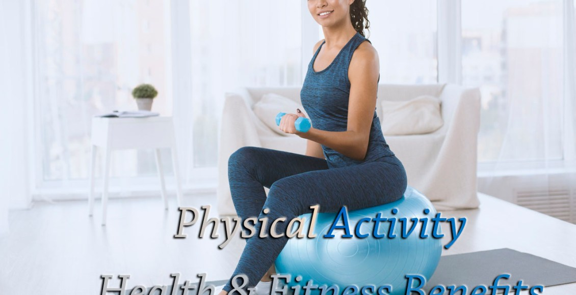 11860 Vista Del Sol, Ste. 128 Physical Activity Health Fitness Benefits El Paso, TX.