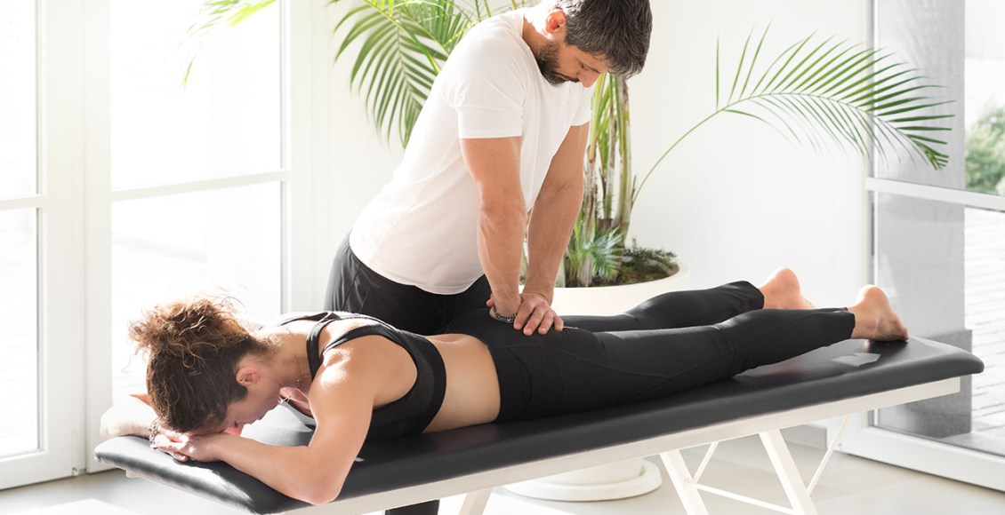 11860 Vista Del Sol, Ste. 128 Chiropractic Adjustment for Lower Lumbar Back Pain