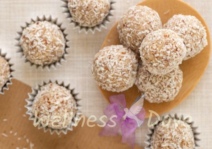 Coconut Delight Balls