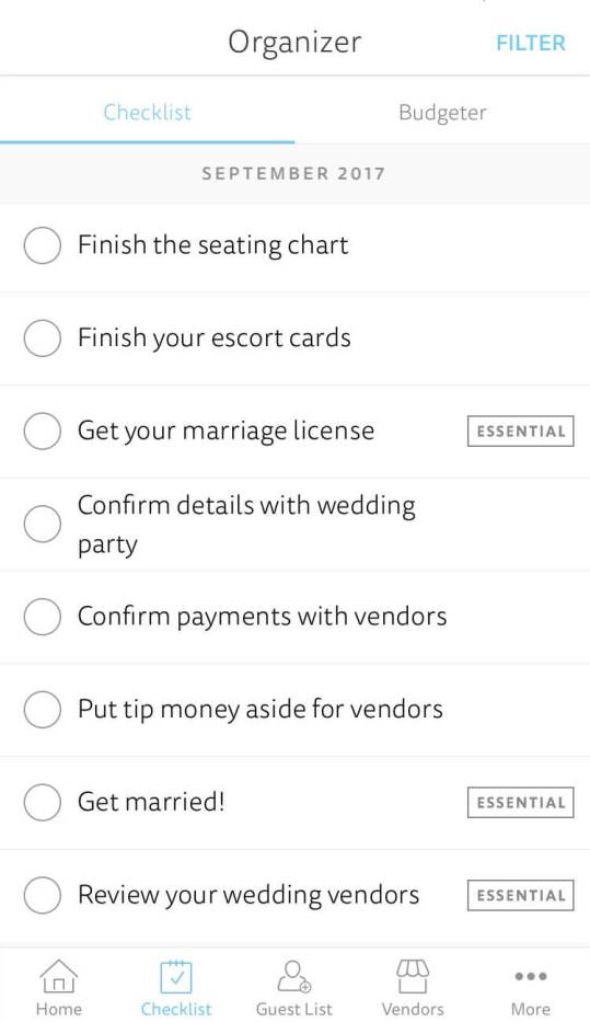 Wedding Planning 101 From A Type A Bride Wellness For The Win