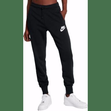 black joggers