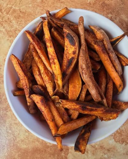 sweet pot fries