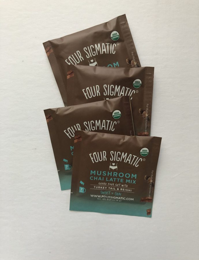 Product Review: Four Sigmatic Mushroom Chai Latte