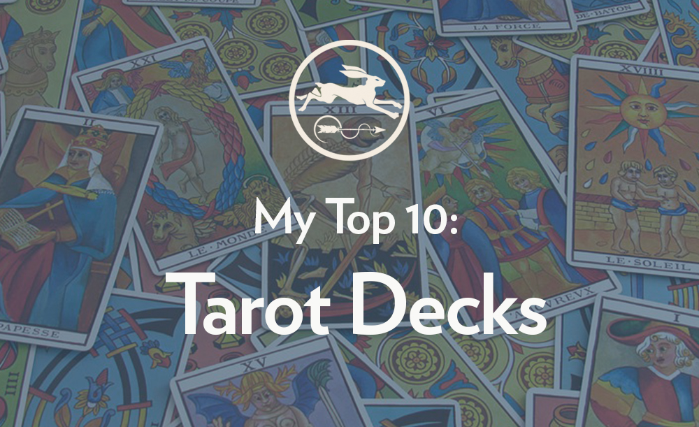 10 Best Tarot Decks