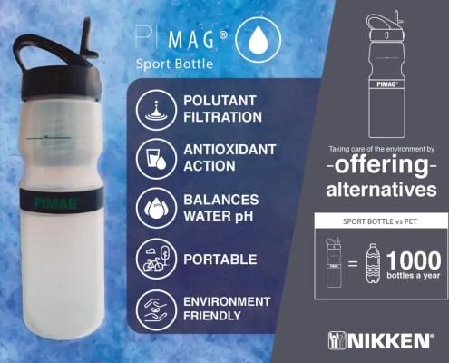Nikken PiMag Water 8