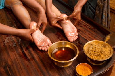 The Miraculous Benefits of an Ayurveda Foot Massage