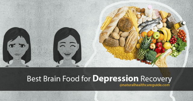 Best Brain Food for Depression Recovery