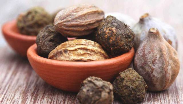 Triphala Ayurvedic Health Remedy