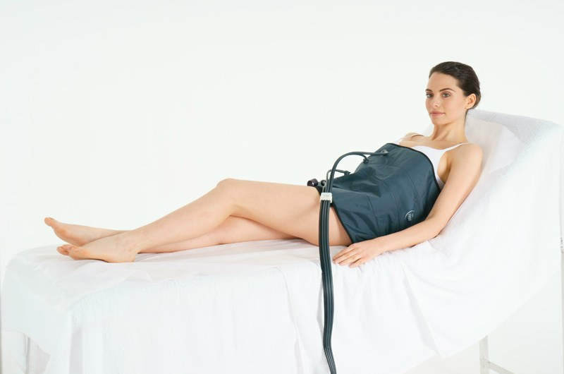 Pressotherapy: Lymphatic Drainage to Eliminate Toxins
