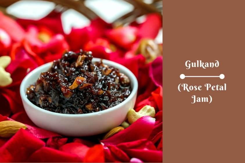 Gulkand A Sweet Preserve of Rose Petals
