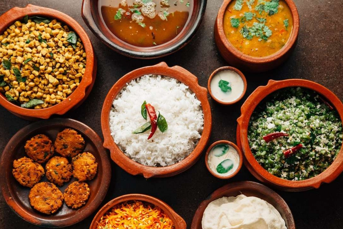 Indian Local Food Diversity for Healthy Living