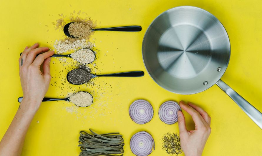 Mindfulness Improves Your Cooking & Mental Well Being