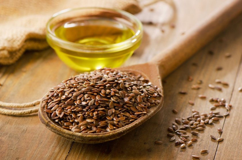 Flaxseeds Fire Up Metabolism Burn Body Fat