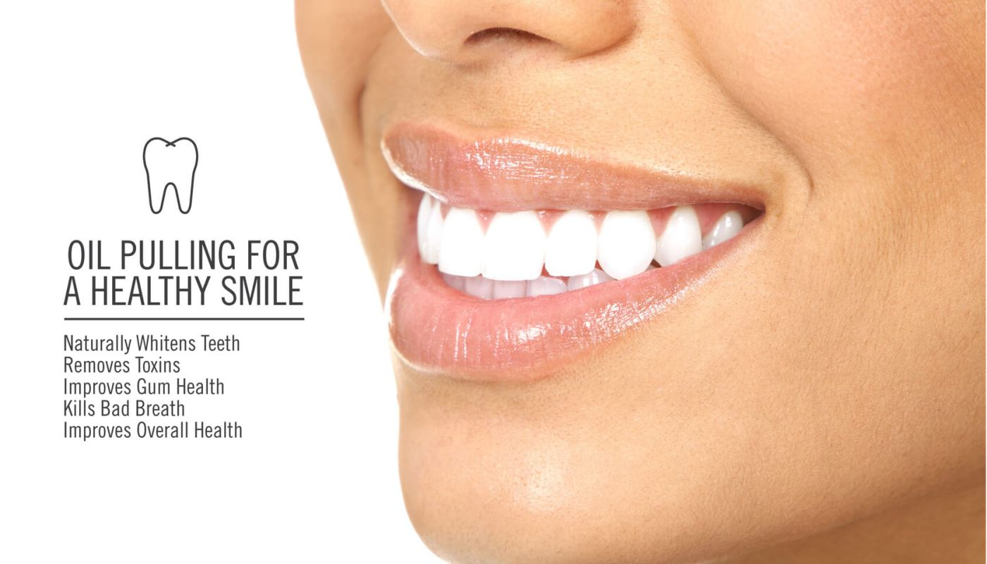 Oil Pulling-Ancient Ayurveda Remedy